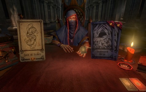Clever Gameplay 'Hand of Fate's' Focal Point
