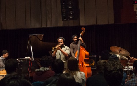 Feature Photo: Ambrose Akinmusire Quartet