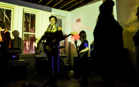 Storage Showspace Hosts Student Rockers