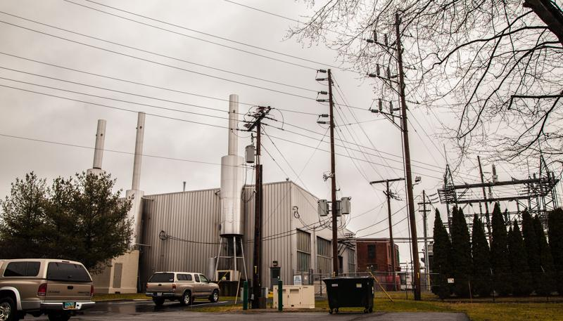 The community-owned Oberlin Municipal Light and Power System plant generates and provides electric power to its 3,100 residential and commercial customers. Oberlin College is working toward its goal of becoming carbon neutral by 2025.