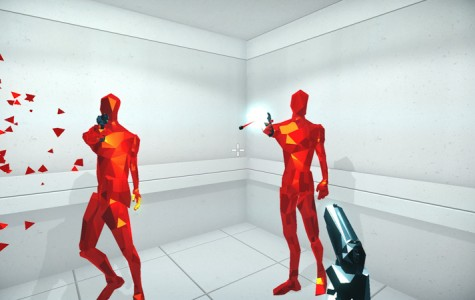 'SUPERHOT' a Minimalist Take on Shooter Genre