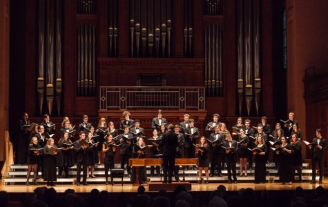 Feature Photo: Oberlin College Choir