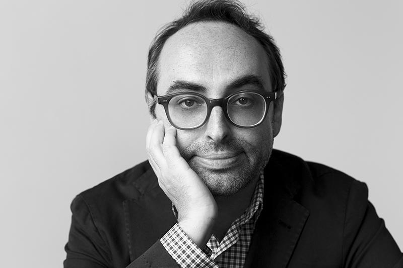 Gary Shteyngart, OC '95, who recently published his first memoir, Little Failure.