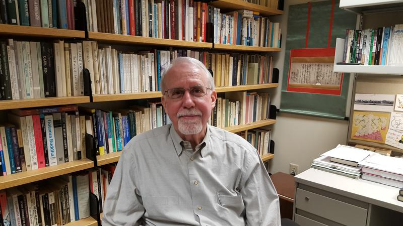 James C. Dobbins is a professor of Religion and East Asian Studies at Oberlin. He recently edited Selected Works of D.T. Suzuki, Volume II: Pure Land.