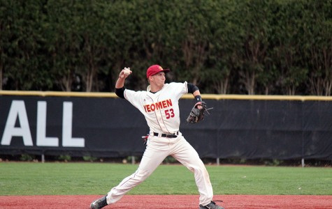 Yeomen Strike Out John Carroll