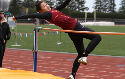 Track and Field Races Toward NCAC