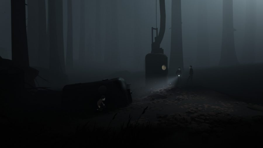 Inside, a dark dystopian thriller from independent game studio Playdead, pits the player against anonymous guards, hounds and far stranger horrors.