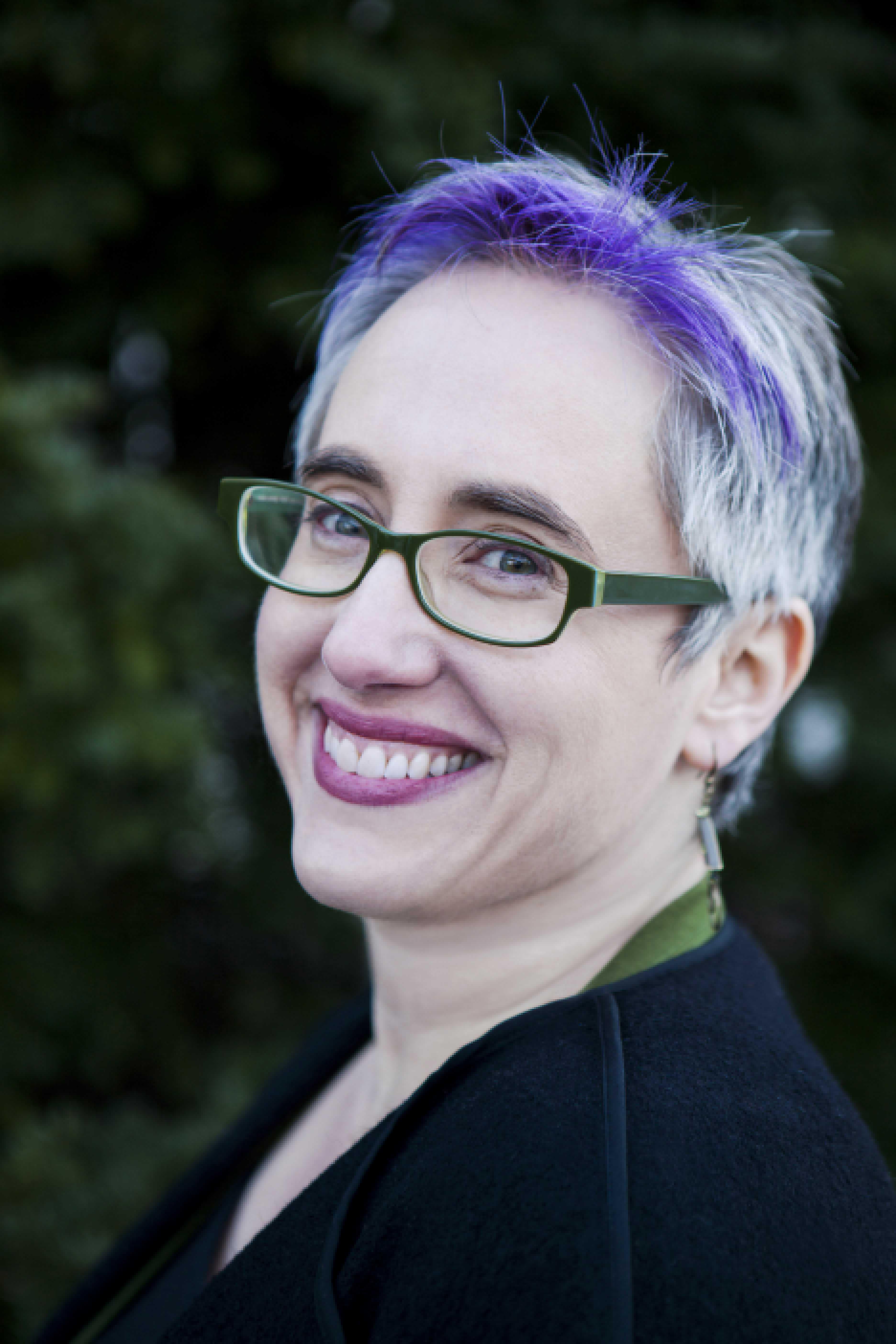 Megan Doherty, Jewish Campus Life Affiliate