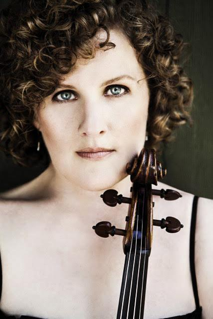 Kirsten Docter, an Oberlin graduate and newest member of Viola and Cham- ber Music, has garnered many accolades over the course of her musical career.