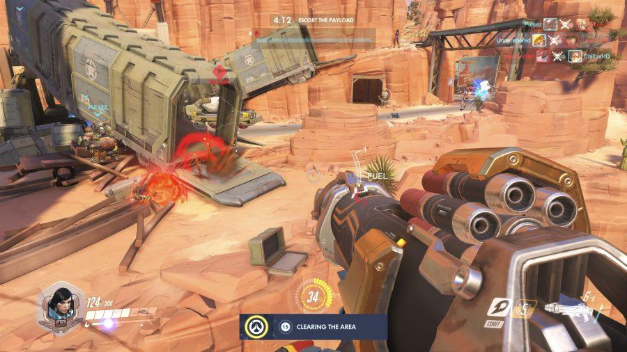 Industry giant Blizzard's newest game, a juggernaut of an online shooter, pits 22 heroes against each other in a futuristic world fragmented by war.