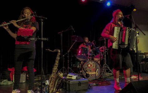 Megaphones, Merriment Set Polka Concert Apart