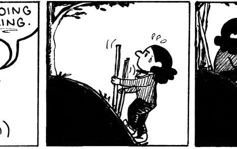 Comic Strip: Taking a Look