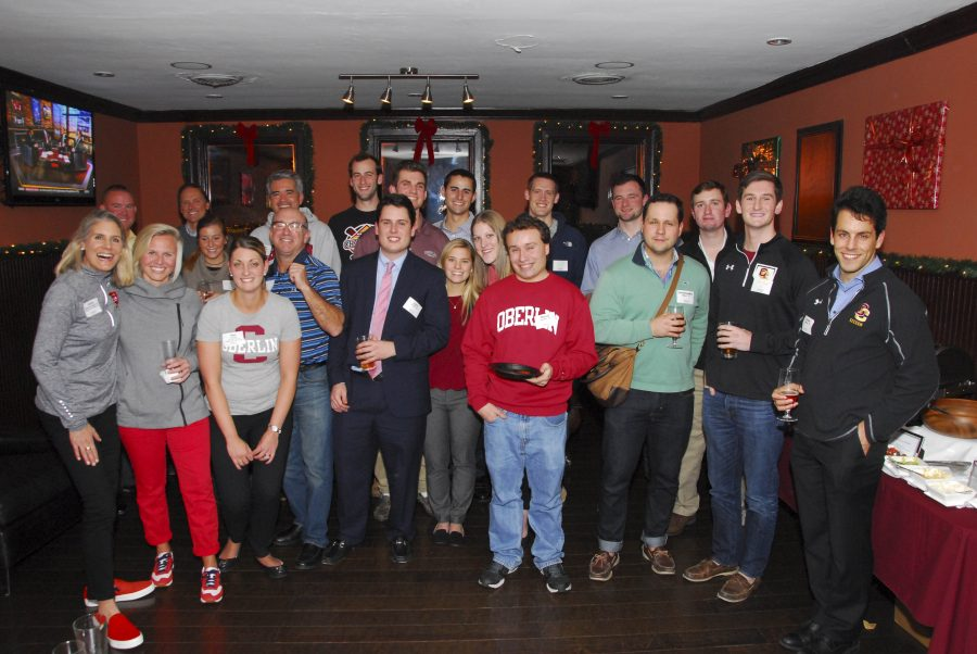 Feature Photo: Heisman Club Gathers in D.C.
