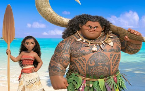 "Moana and demigod Maui are voiced by Auli'i Cravalho and Dwayne ""The Rock"" Johnson, respectively, in Disney's newest musical adventure. A beautiful view into a new future for Disney animated films, Moana enjoyed a successful first week in the box office."