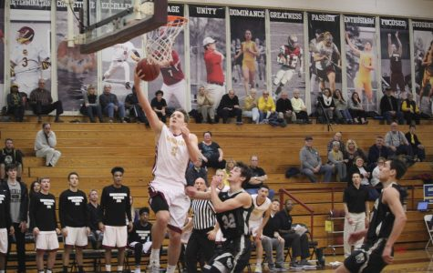 Close Losses Plague Men's Basketball