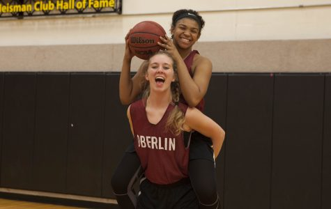 In The Locker Room with Women's Basketball
