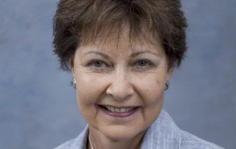 Janet Garrett, two-time congressional nominee and former Eastwood Elementary School kindergarten teacher