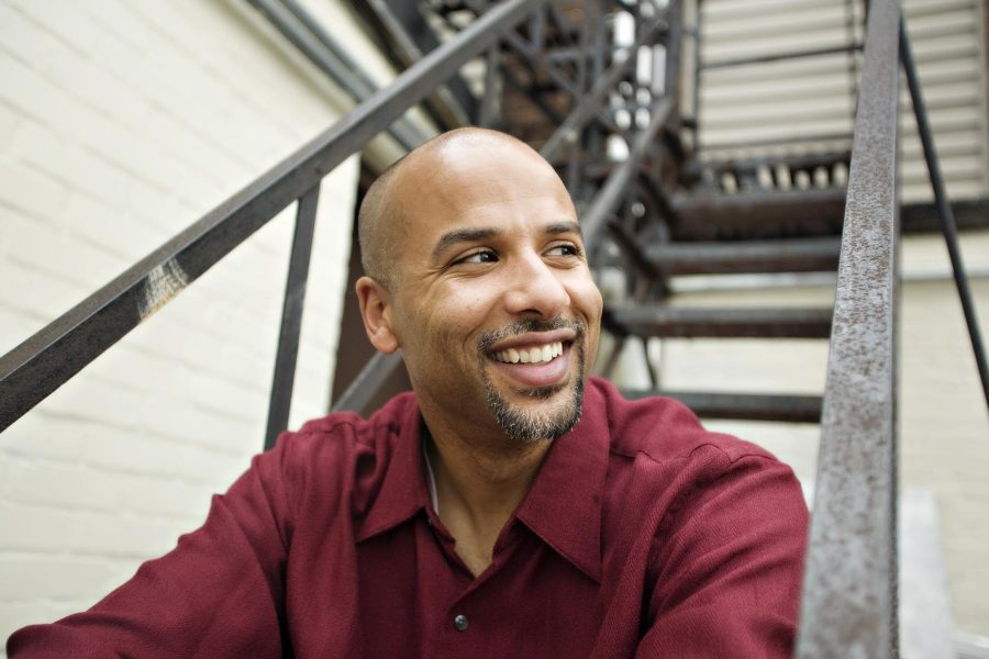 Associate Professor of Theater and Africana Studies Justin Emeka, OC '95, directed a performance of excerpts from The Glass Menagerie in Cleveland Monday night.