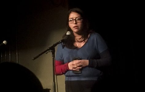 Open Mic Night Centers Immigrant Narratives