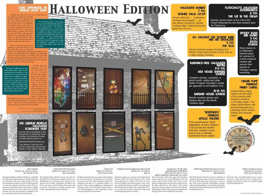 Halloween Edition