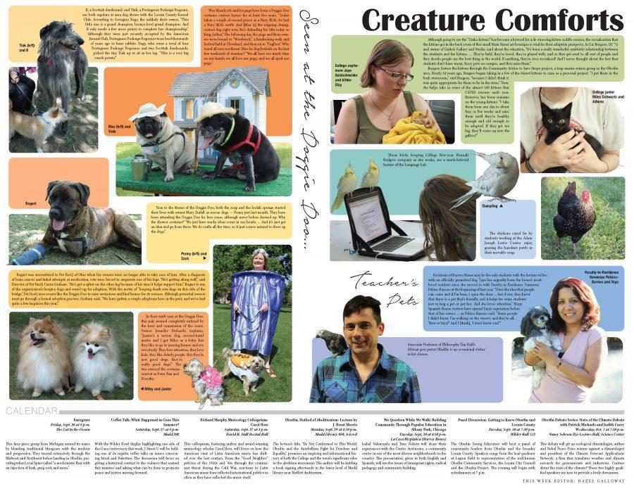 Creature Comforts: The Doggie Doo