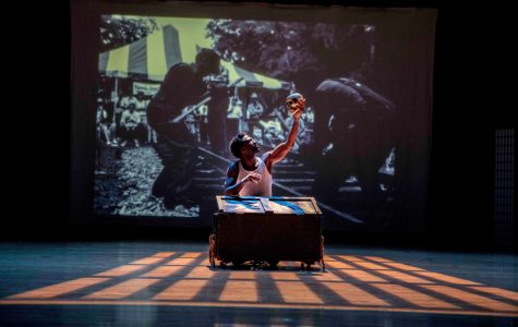 "Semi-professional dance group Dance Diaspora will perform ""Black Love: The Incarceration of the Spirit"" this weekend, their last show before founder Adenike Sharpley's retirement."