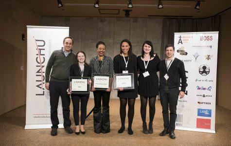 LaunchU Awards Innovative Startups $45,000