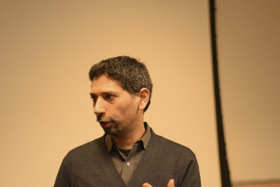 Pawan Dhingra, Professor of Sociology and American Studies at Tufts University.