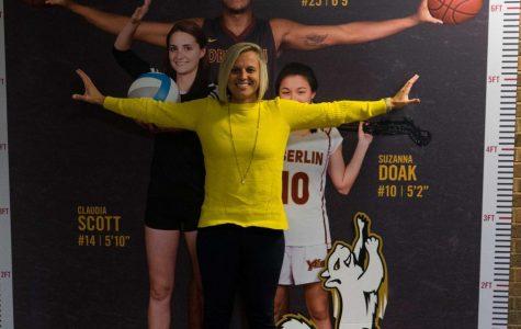 Natalie Winkelfoos, Delta Lodge Athletics Director