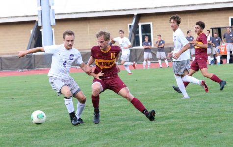 In The Locker Room With Timothy Williams, Men's Soccer Captain