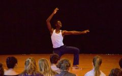Bransah Performs Black Lives Matter-Inspired Choreography