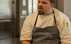 Jim Barnhart, Executive Chef at The Hotel at Oberlin