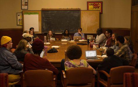 Trustees Postpone Student Rep. Vote