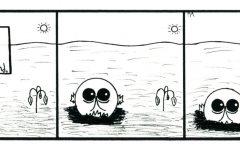 THE UNFORTUNATE OWL: QUICKSAND