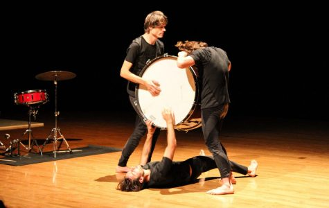 Repercussion Presents Innovative, Percussive Choreography