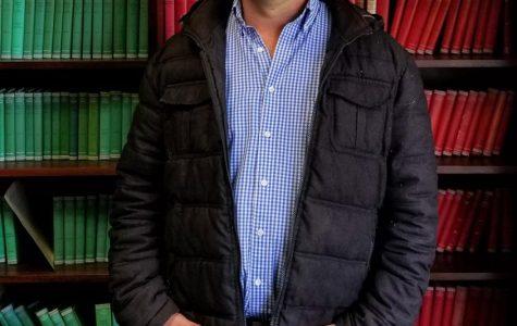Professor Steven Ellis, Roman archaeologist