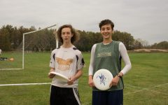 In The Locker Room with Noam Fisherman and Emma March, Ultimate Frisbee Captains
