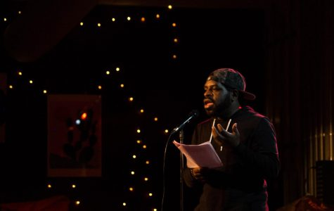Renowned Poet Hanif Willis-Abdurraqib Slams at Cat