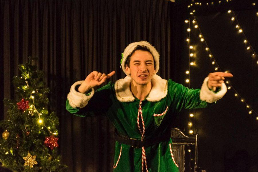 David Sedaris Christmas.Elf Antics The Oberlin Review