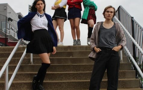 Cast members from Heathers: The Musical performed the cult '80s hit dealing with issues of teen suicide, murder, and clique culture in Wilder Main Space Nov. 17.