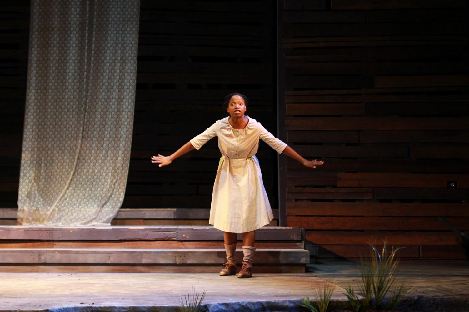 The Bluest Eye showcases the harm of mainstream white beauty standards on a young Black girl in Depression-era Lorain, Ohio, in Lydia Diamond's stage adaptation of Toni Morrison's 1970 novel.
