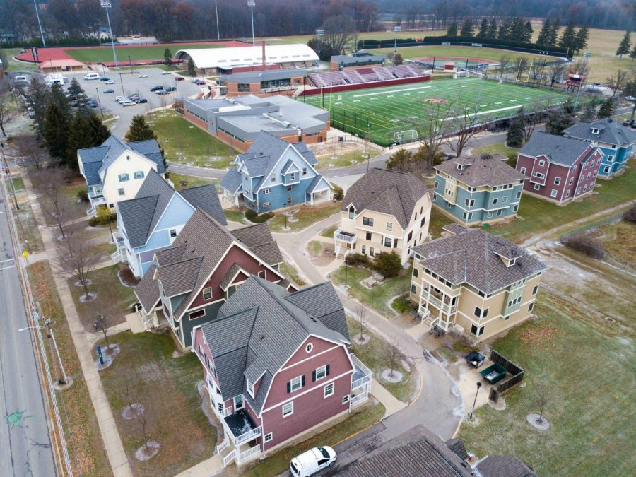 Although the Goldsmith and Union Street Village Housing Units were built in 2005, some of older residential areas will be showcased to trustees during the student-led tours this weekend. The tours are the first of their kind, launched by Student Senate to make trustees aware of poor facilities and housing.