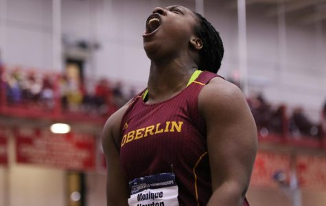 Women Finish First, Men Second in Track & Field Opener