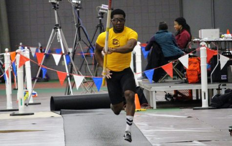 Track and Field Impresses Against Division I Competition