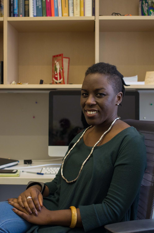 Visiting Assistant Professor of Ethnomusicology Fredara Hadley