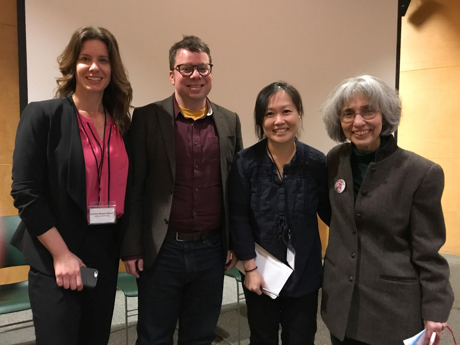 "Scholars of Japanese literature convened in Oberlin last weekend for a conference on ""Violence, Justice, & Honor in Japan's Literary Cultures."""