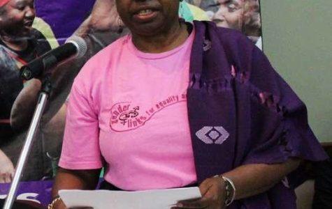 Sara Hlupekile Longe, activist