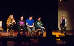 Winter Term Playwriting Project Ends with Varied Performance at Cat