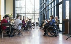 Feature Photo: Entrepeneurship Club Celebrates Health, Mind