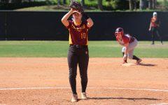 Softball Earns Split Against Kenyon Ladies, Falls to Allegheny Gators